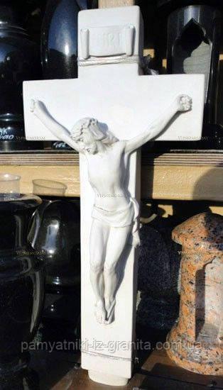 Крест из мрамора № 63