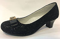 Туфли школьные для девочек ТМ Tom.M (разм. с 33 по 38)