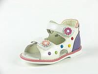 Детская обувь босоножки Шалунишка арт.TS-100-252 (Размеры: 20-25)