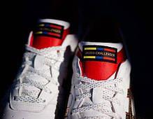 Мужские кроссовки Asics Tiger Gel-Sight Off-White/Champagne Gold H500L-0294, Асикс Gel Sight, фото 2