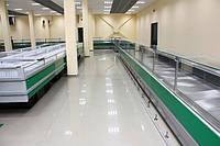 Холодильное оборудование COLD для супермаркетов