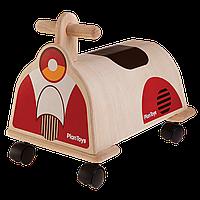 Plan Toys - Деревянный Биоскутер, фото 1