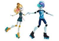 Куклы Monster High Lagoona Blue and Gil Weber Wheel Love