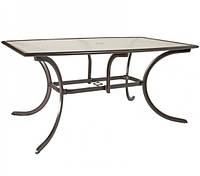 Стол Монтреал, мебель для веранды, мебель для ресторана, мебель для бассейна, мебель для гостиницы