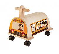 Plan Toys - Деревянный Электробус