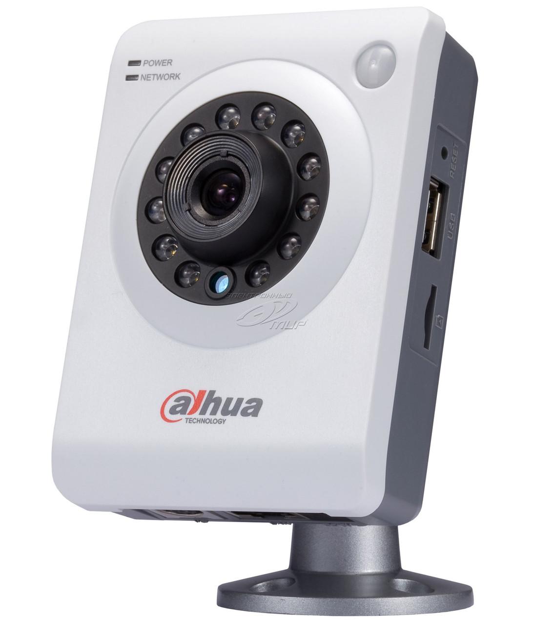 Видеокамера Dahua DH-IPC-K6-I