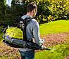 Как выбрать садовый пылесос (воздуходув)?