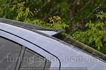 Спойлер на стекло Mitsubishi Galant 9 дорестайл (спойлер для Митсубиси Галант 9 козырек)