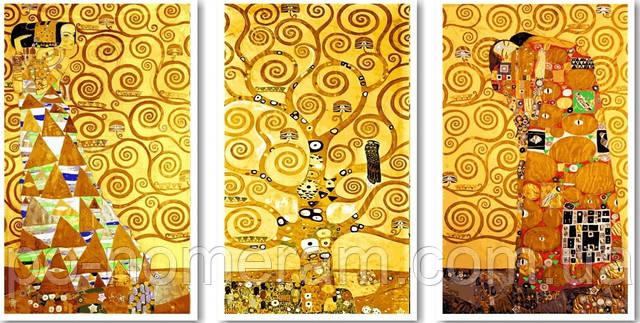древо жизни триптих