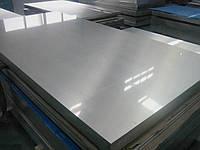 Лист нержавеющий 1,0 (1,25х2,5) 2B+PVC ст. 12Х17 ( 430 )