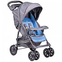 Прогулочная коляска Quatro Imola Turquoise (бирюзовый) 13