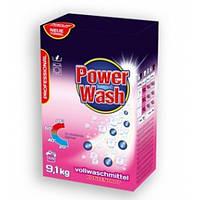Стиральный порошок концентрат Power wash professional 9,1кг.