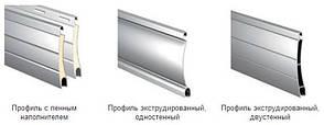"""Роллета защитная """"Алютех"""" 1250мм*1400мм,39мм ламель,ленточный привод, встроенный монтаж, фото 2"""
