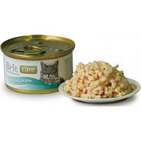 Brit Care Cat Курица, Консерва для котят 80гр