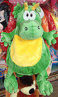 "Детский рюкзак-игрушка Дракончик ""PLUSH APPLE"""
