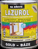 Толстослойная синтетическая лазурь LAZUROL GOLD BÁZE S1037