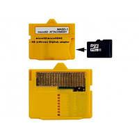 Адаптер карты памяти c Micro SD На XD OLYMPUS MASD-1, MICRO SD ATTACHMENT, переходник микро сд сд олимпус