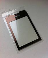 Стекло для Nokia 8800 Arte Sapphire Brown, Original /панель/накладка /нокиа