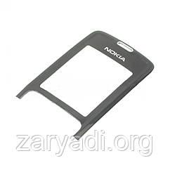 Стекло на корпус Nokia 3110 classic, черный /панель  /нокиа