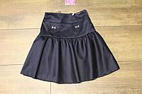 Школьная юбка для девочек 122- 140 рост