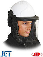 Шлем защитный MK7 с защитой для лица Jetstream JETMK7VISOR WB