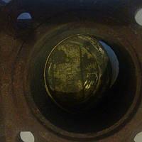 Задвижка чугунная с латунным клином ду 74 мм