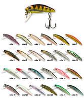 Воблер Maruto Miracle Wing Minnow 3F color 17