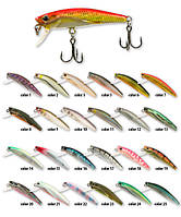 Воблер Maruto Miracle Wing Minnow 5F color  2