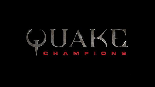 Анонсирован шутер Quake Champions от id Software