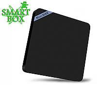 Смарт приставка Mini M8S II, Amlogic S905X 64-bit, 2Gb/8Gb, Mali-450, Wi-Fi, BT, Ethernet 100Mbs Smart TV, фото 1