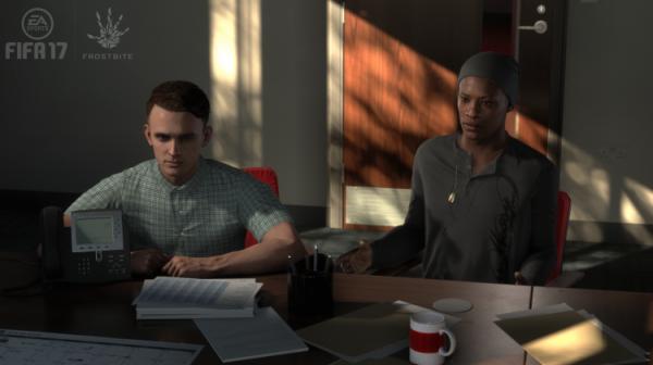 E3 2016: трейлер сюжетного режима «История» в FIFA 17