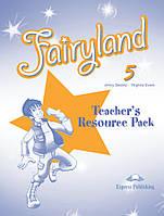 Fairyland 5 Teacher's Resource Pack (книга для учителя с дополнительными материалами)