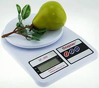 Весы кухонные настольные электронные ВИТЕК (10кг)