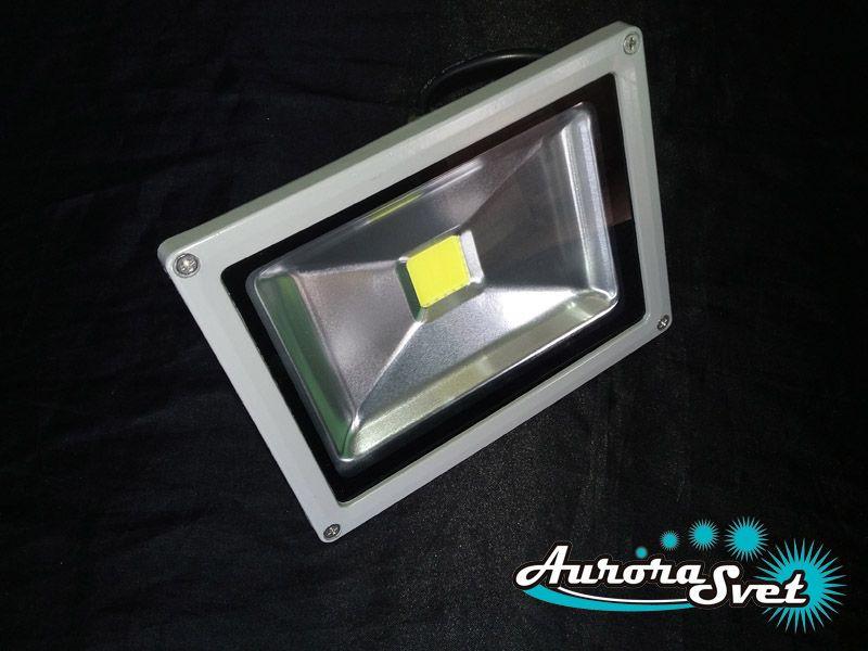 Светодиодный прожектор 50W. Светодиодный светильник. Прожектор светодиодный., фото 1