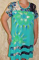 Туника женская  размер 52-54-56-58, фото 1