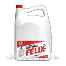 """Антифриз """"FELIX"""" Carbox -40°C 10Kg (Красный)"""