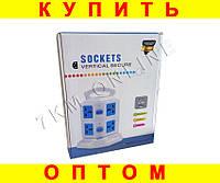 Тройник с USB Sockets
