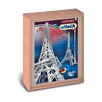 Конструктор Eitech - Эйфелева башня (деревянная коробка)