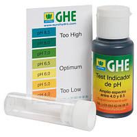 Жидкий индикатор GHE ph test kit