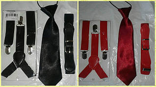 Джентльменский набор (галстук однотонный)