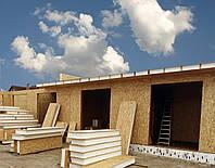 Крыши и перекрытия из сип-панелей