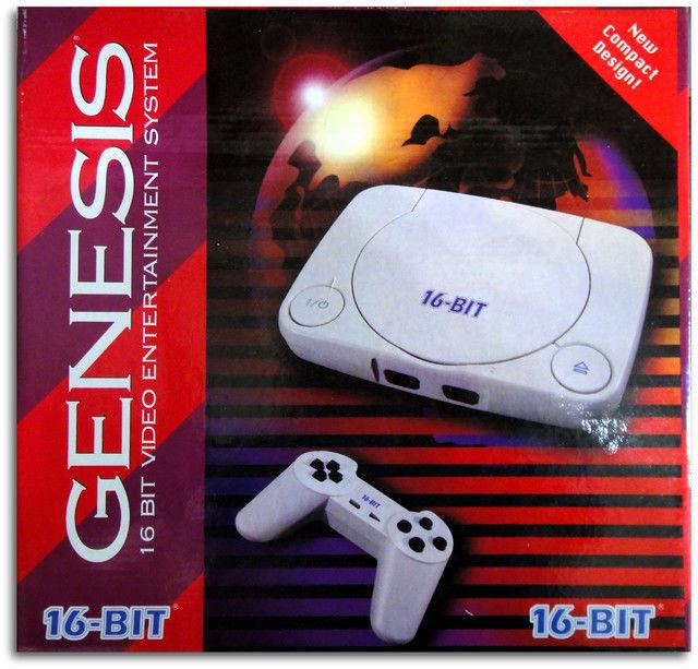 Игровая приставка Sega Mega Drive Genesis