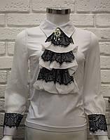 Школьная блузка. 128