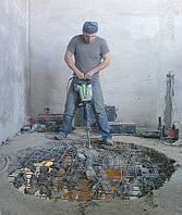 Демонтаж и резка стен, алмазная резка
