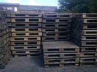 Поддон деревянный 2 сорт 1200*800 усиленный