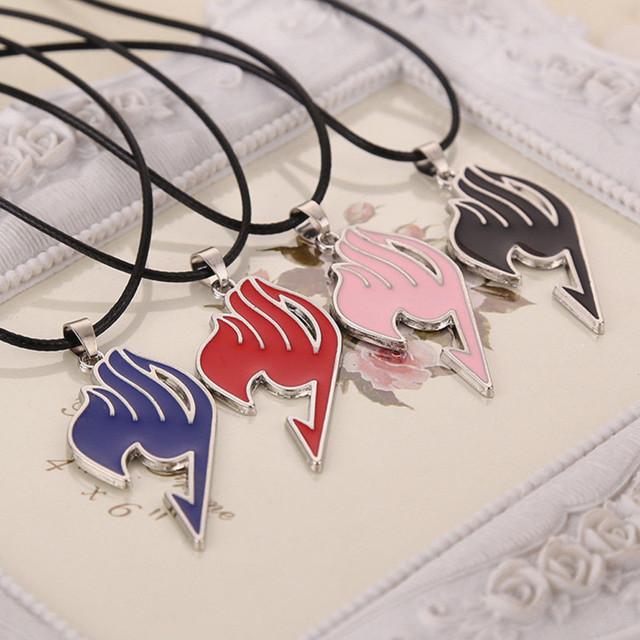 Кулоны Хвост Феи Fairy Tail