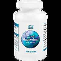 Корал Магний Coral Magnesium (91881) Нормализует синтез ферментов, обмен белков, липидов и нуклеиновых кислот