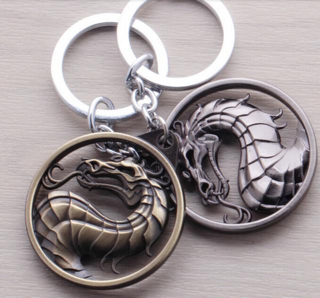 Брелки Мортал Комбат Mortal Kombat