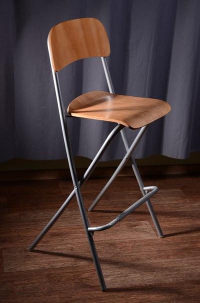 Переносной стул визажиста