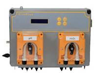 Автоматическая станция обработки воды O2, pH Injecta ELITE PH PLUS PH/H202